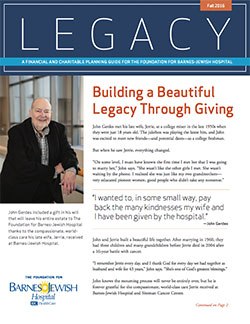 Legacy Newsletter - Fall 2016 - Thumbnail